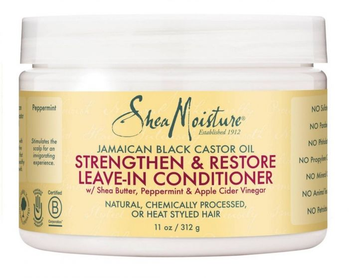 Shea Moisture JBC Oil Leave-In Conditioner 11oz