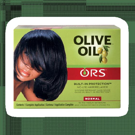 ORS Olive Oil Relaxer Kit Regular