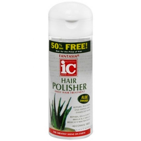 Fantasia IC Hair Polisher Aloe Vera Serum 6oz.