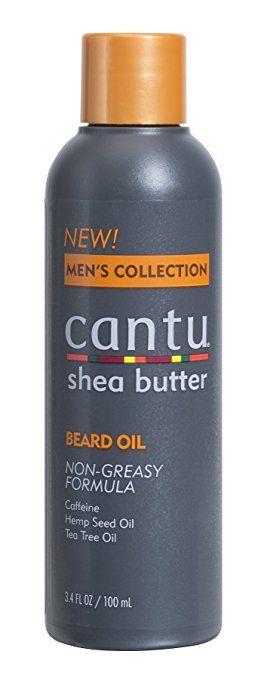 Cantu Men Beard Oil 3.4oz.