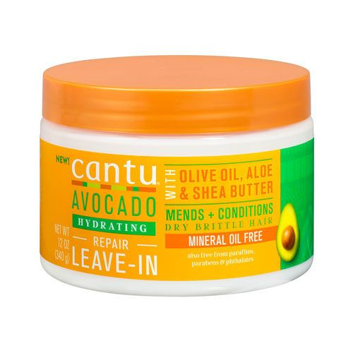 Cantu Avocado Hydrating Repair Leave-In 12oz.