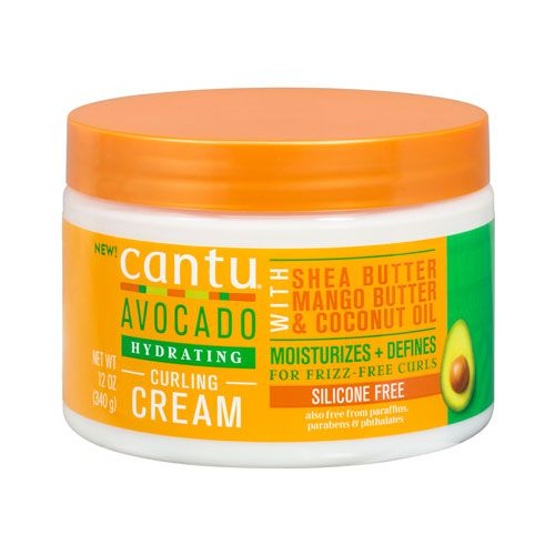 Cantu Avocado Hydrating Curling Cream 12oz.