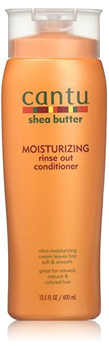 Cantu Shea Butter Rinse Out Conditioner 13.5oz.
