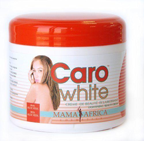 MA Caro White Cream 450ml.