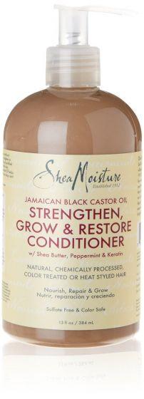 Shea Moisture JBC Oil S&R Conditioner 13oz.