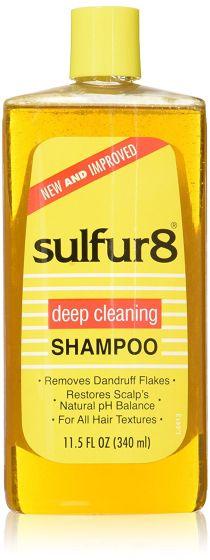 Sulfur-8 Medicated Shampoo 11oz.
