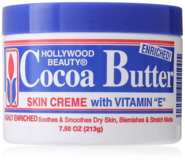 Hollywood Cocoa Butter Cream 7.5oz.