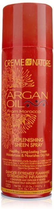 CON Argan Oil Sheen Spray 11.25oz