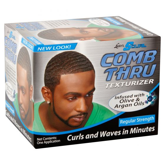 S-Curl Comb Thru Texturizer Kit Regular