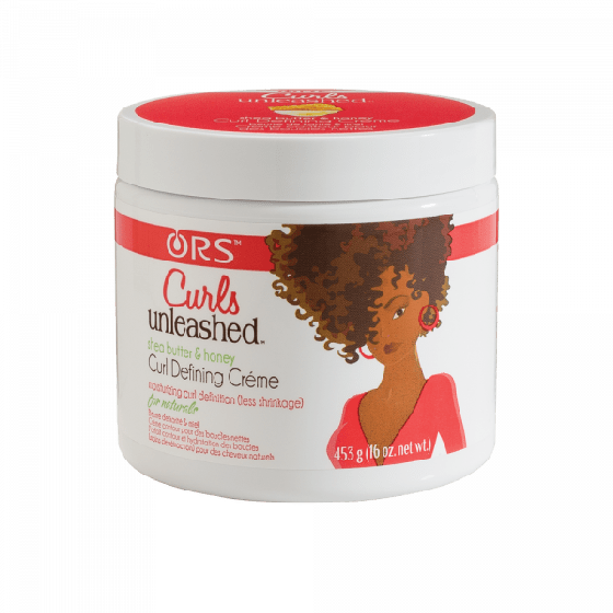 Curls Unleashed Curly Coil Rich Styler Creme 25% BNS 16oz.