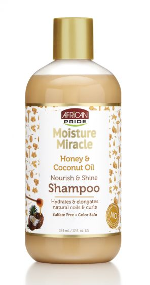 APN Moisture Miracle Shampoo 12oz