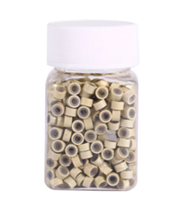 Micro Ring with Silicone Bottle 500pcs Blond
