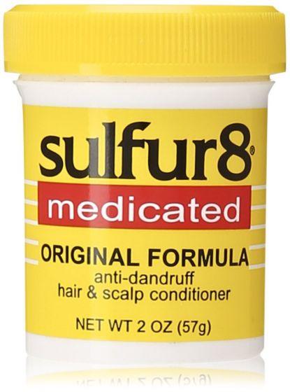 Sulfur-8 Hair & Scalp Conditioner 2oz.
