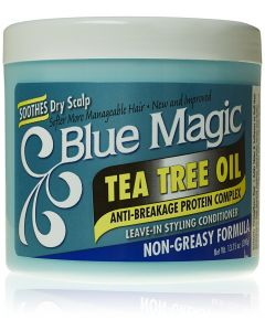 Blue Magic Tea Tree Oil 13.75oz