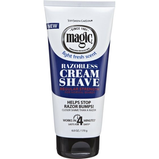 Magic Shaving Creme Regular 170grm