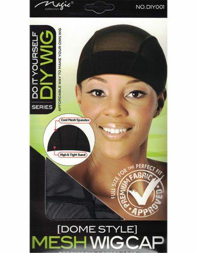 DIY Mesh (Dome) Wig Cap.