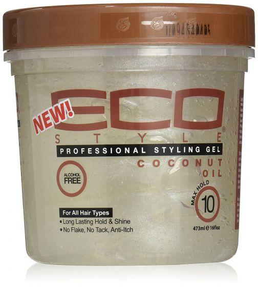 ECO Styler Styling Gel Coconut Oil 16oz.